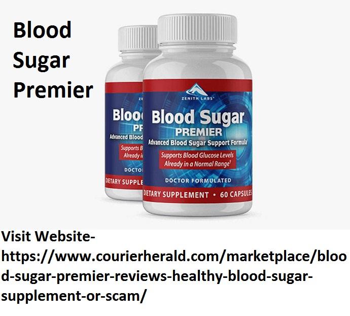 Blood Sugar Premier Supplement