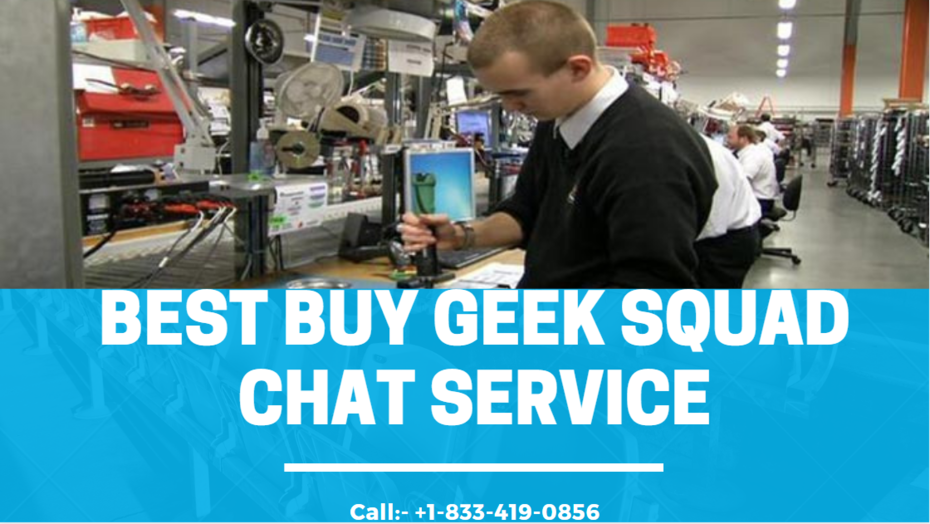 Geek Squad computer upgrades and repairs