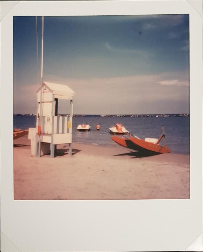 Bay watch Igea Marina Beach