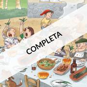 (COMPLETA) - GRAN CALÇOTADA + VISITA A LA FABRICA DE CERVESA ARTESANA LES CLANDESTINES + TAST 1 CERVESA + AUTOCAR OPTATIU