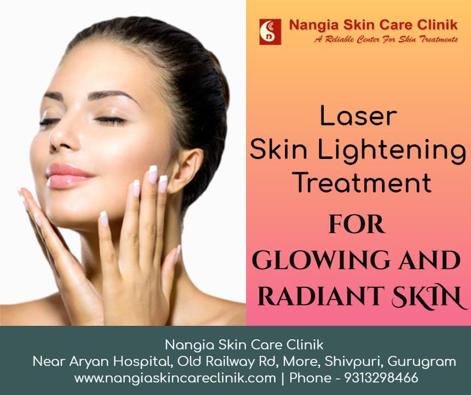 Skin Lightening Treatment in Gurgaon