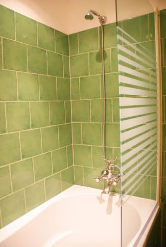 Bain 1.60m  in the salle de bain in the Targa Florio