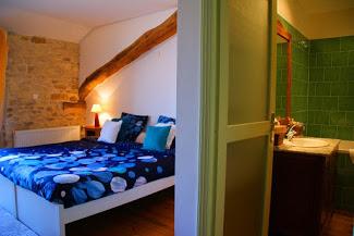 targa florio  bedroom with kingsize bed