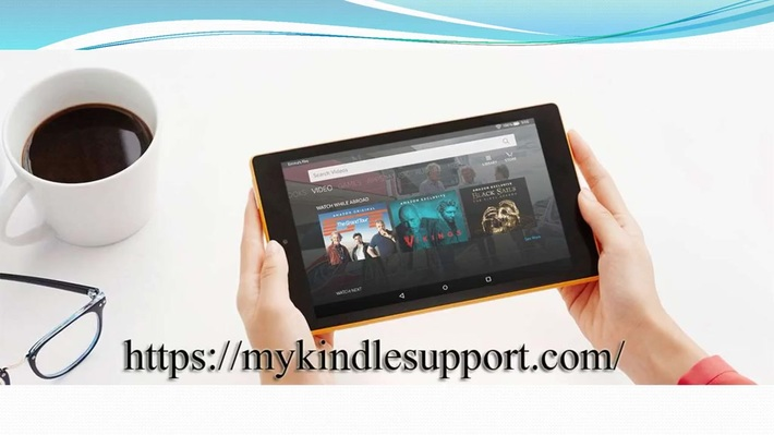 How can Kindle support help in Updating the Kindle