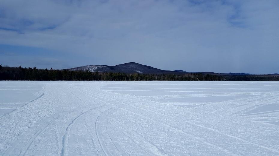 Ski runway
