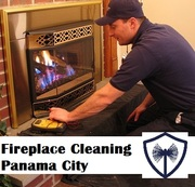 Fireplace Cleaning Panama City - Improve Your Fireplace's Efficiency
