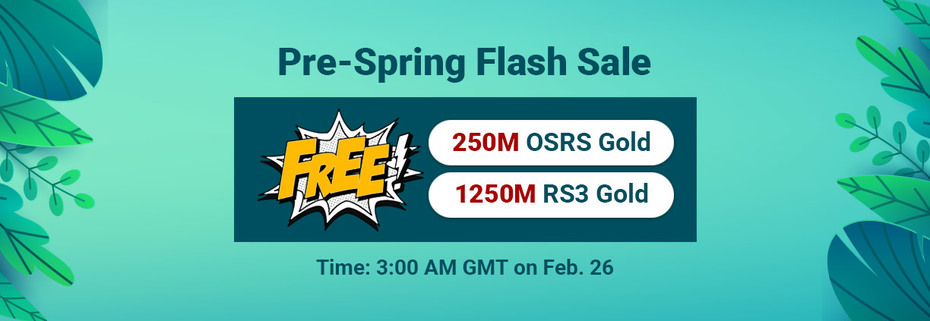 RSorder Pre-Spring Flash Sale 2021