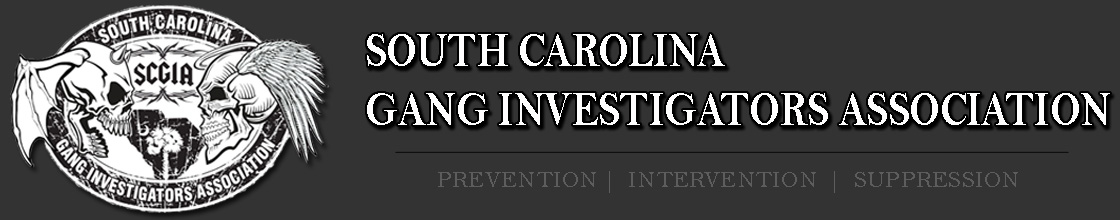 SCGIA | South Carolina Gang Investigators Association Logo
