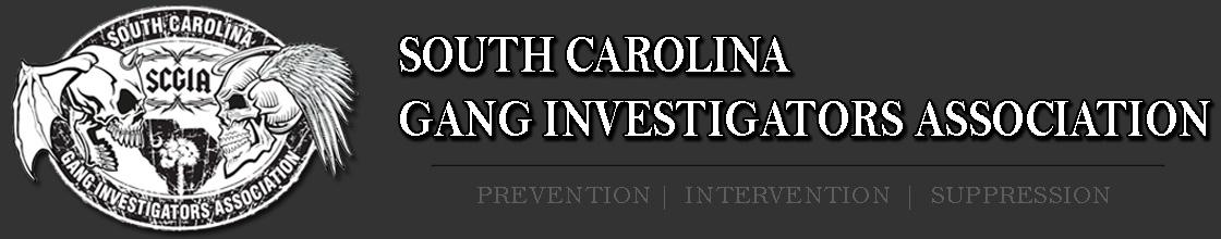 SCGIA | South Carolina Gang Investigators Association Logo