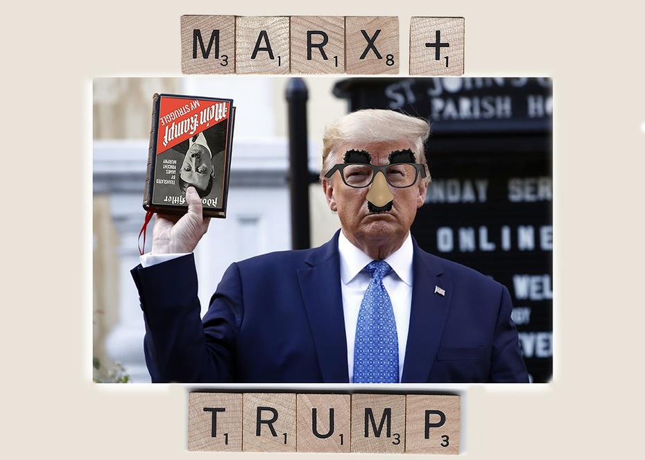 Trump +Marx