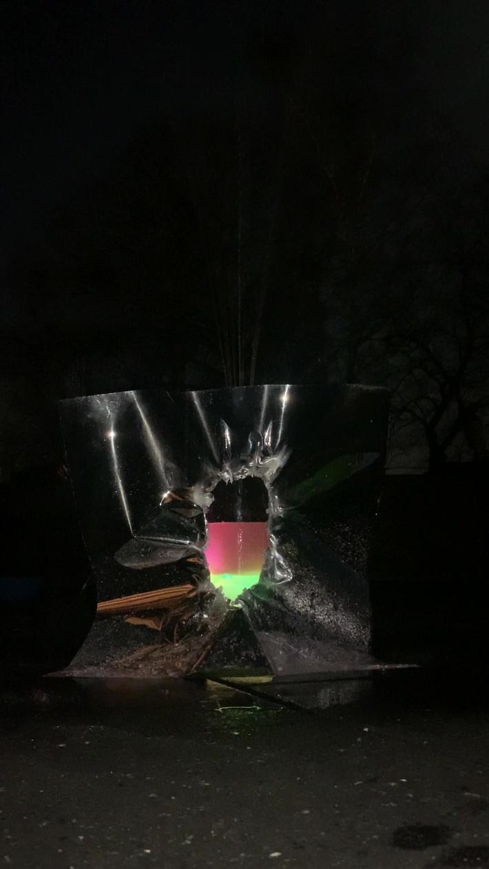 Wild Fountain