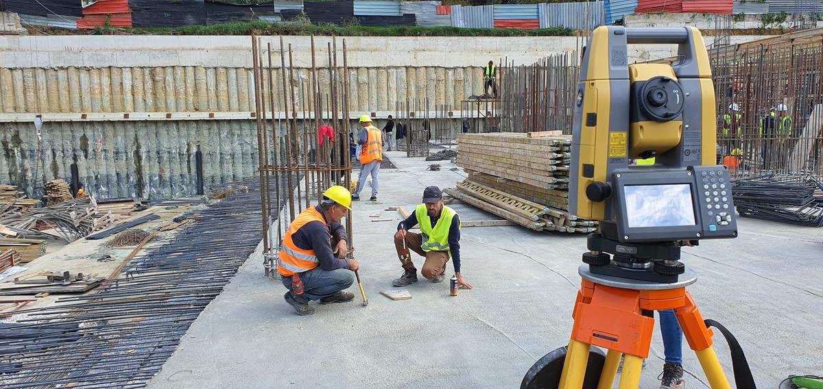 Construction Tirana, Albania