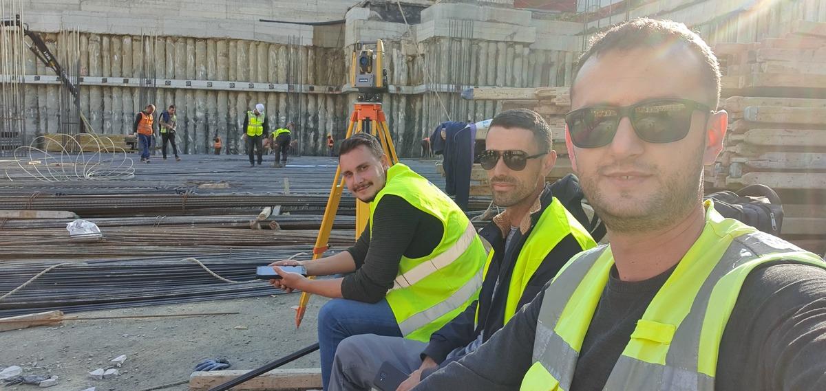 Albania Construction Crew