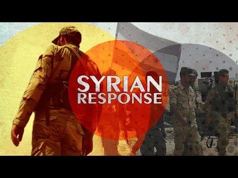 Syrian War Report – Jan. 23, 2019: Syria Threatens To Strike 'Tel Aviv Airport'