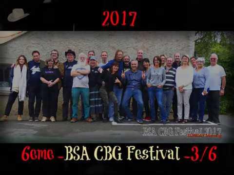 BSA CBG FESTIVAL 2017 - COMPLET #3/6 - Raw Deal - Don & Carol