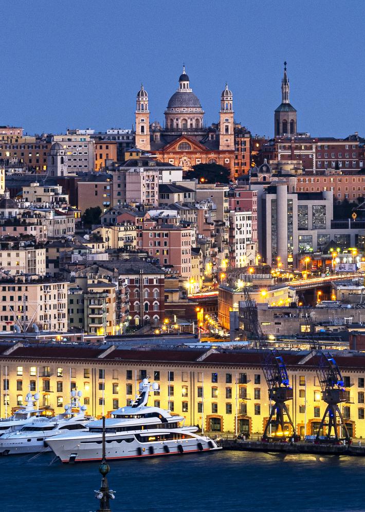 Genova, basilica di Carignano