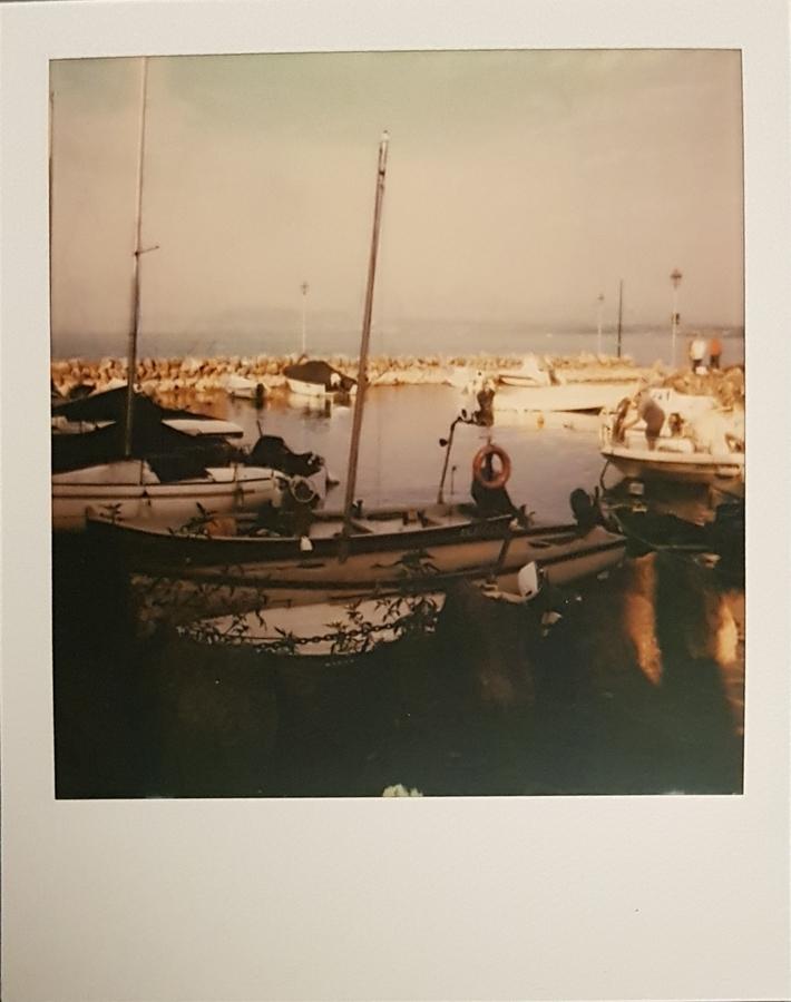End of the day Garda lake