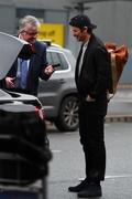 Josh Hartnett is Spotted Departing Heathrow