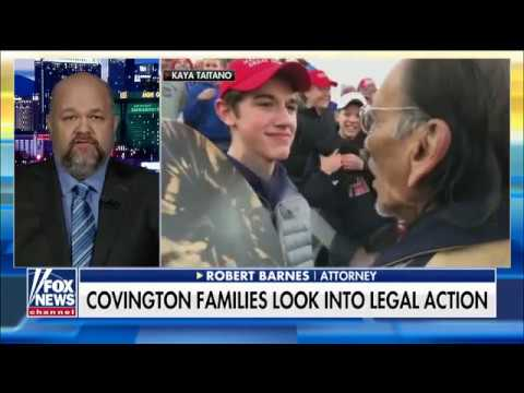 As Covington families look into legal action, one lawyer is offering his services for free | Fox New