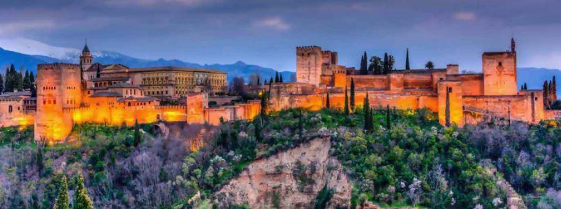 entrada Alhambra