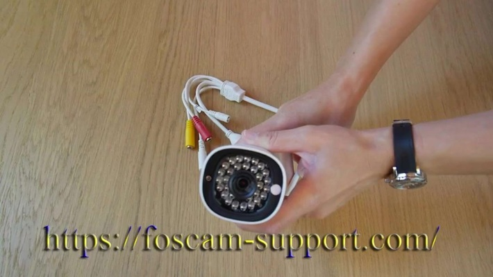 Call Foscam +1 (800) 530-9572 What to do if foscam vz4 is showing noisy videos