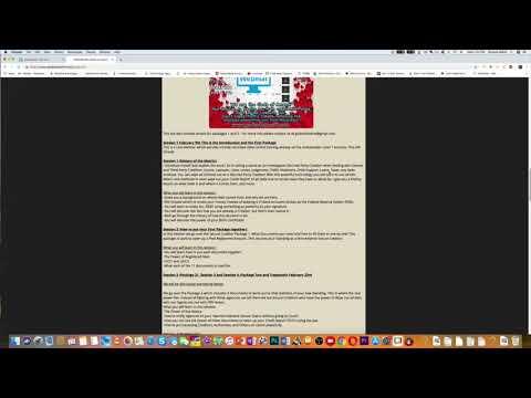 Last Live Ambassador Secure Creditor Webinar Feb/March