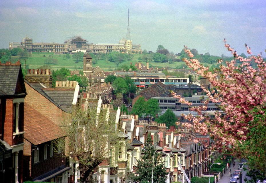 Alexandra Palace, 1975