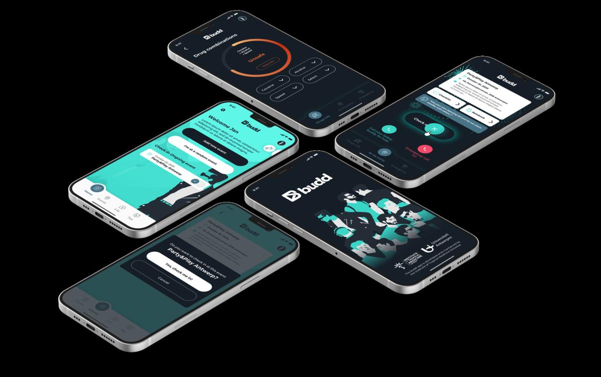 Budd-app: bewuster omgaan met drugs tijdens seks