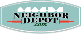 NeighborDepot: Know-how, camaraderie, and support Logo