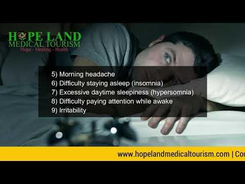 SLEEP APNEA TREATMENT IN INDIA | MEDICAL TOURISM AGENCY | HEALTH FACILITATOR IN INDIA