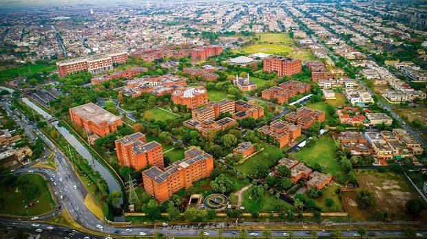 LUMS: Lahore University of Management Sciences Campus