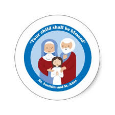 The Sts. Anne & Joachim Catholic Network Logo