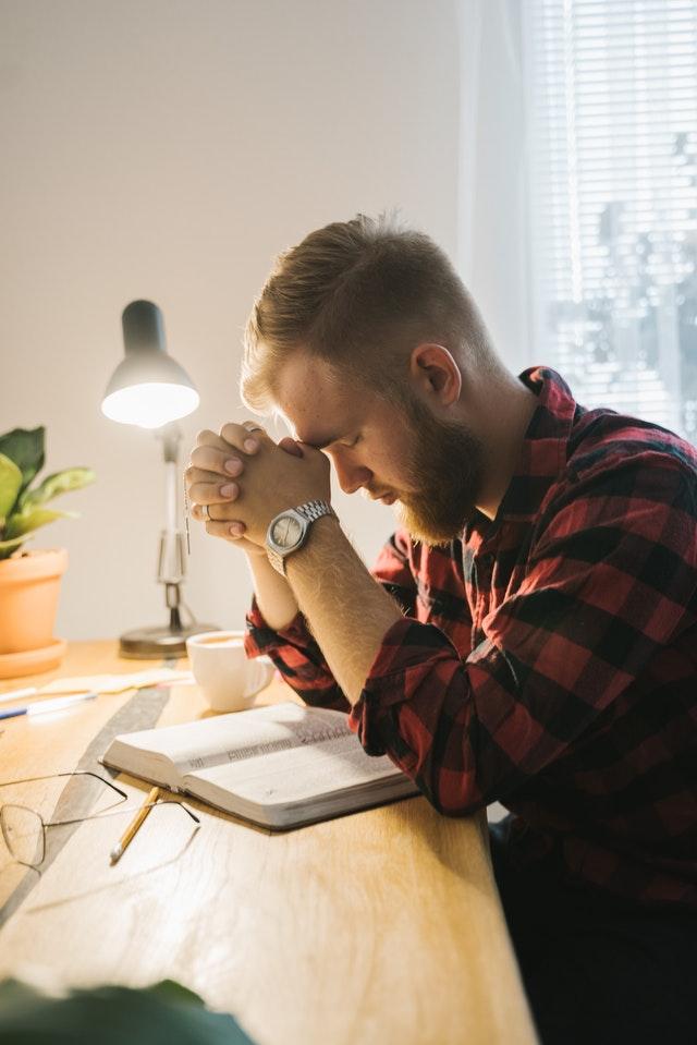 Daily Devotional: Prayer Posture | Psalm 141:2 |