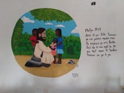 "Other Faith Art of Mine: ""Mission Trip Mural"""