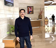 AAFT School of Tourism President Sandeep Marwah at Chandigarh