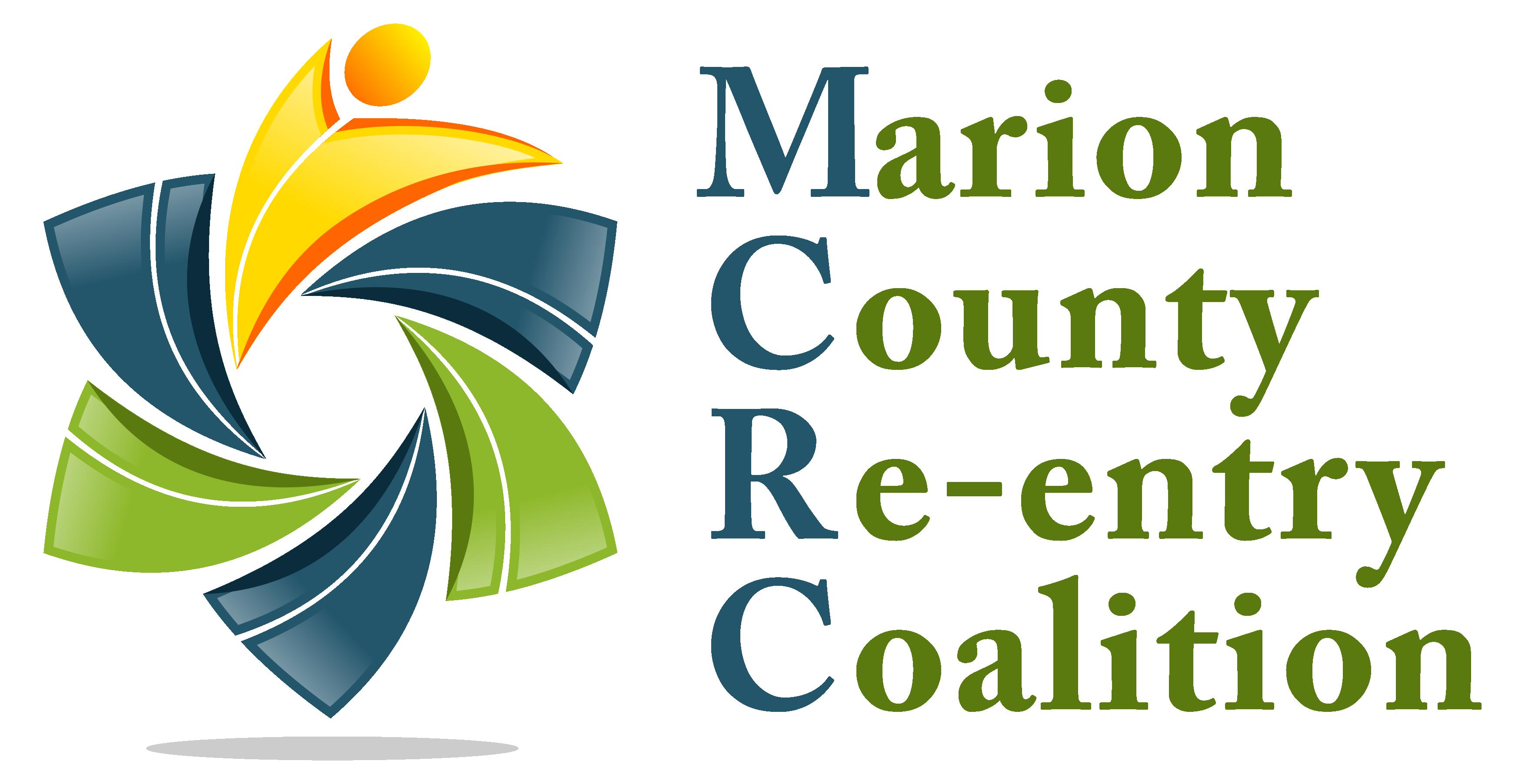 Marion County Re-entry Coalition Logo