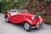 Classic Car Show - Dunwoddy, Ga