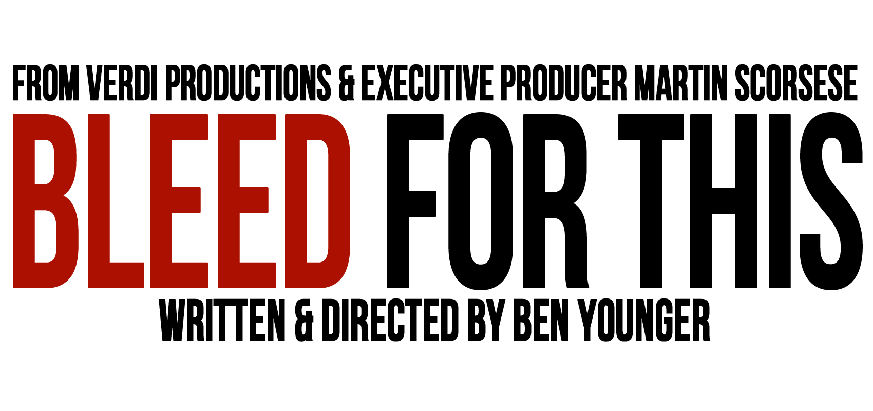 Bleed For This Logo