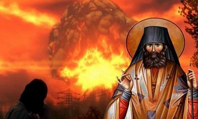 """Όσιος Γεώργιος Καρσλίδης:""""Θα γίνει πόλεμος. Να κάνετε καταφύγια, γιατί ο πόλεμος θα είναι με πυρηνικά"""
