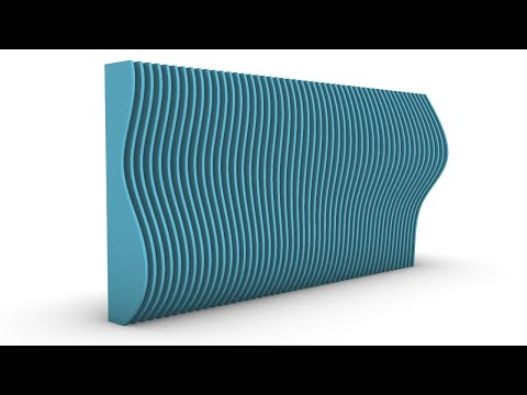 Quick and Easy Parametric Facades with Grasshopper - Beginner Tutorial