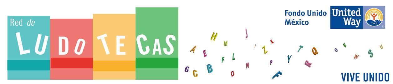 Red de Ludotecas Fondo Unido Logo