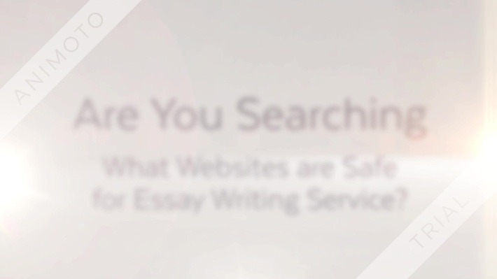 What Websites are Safe for Essay Writing Service