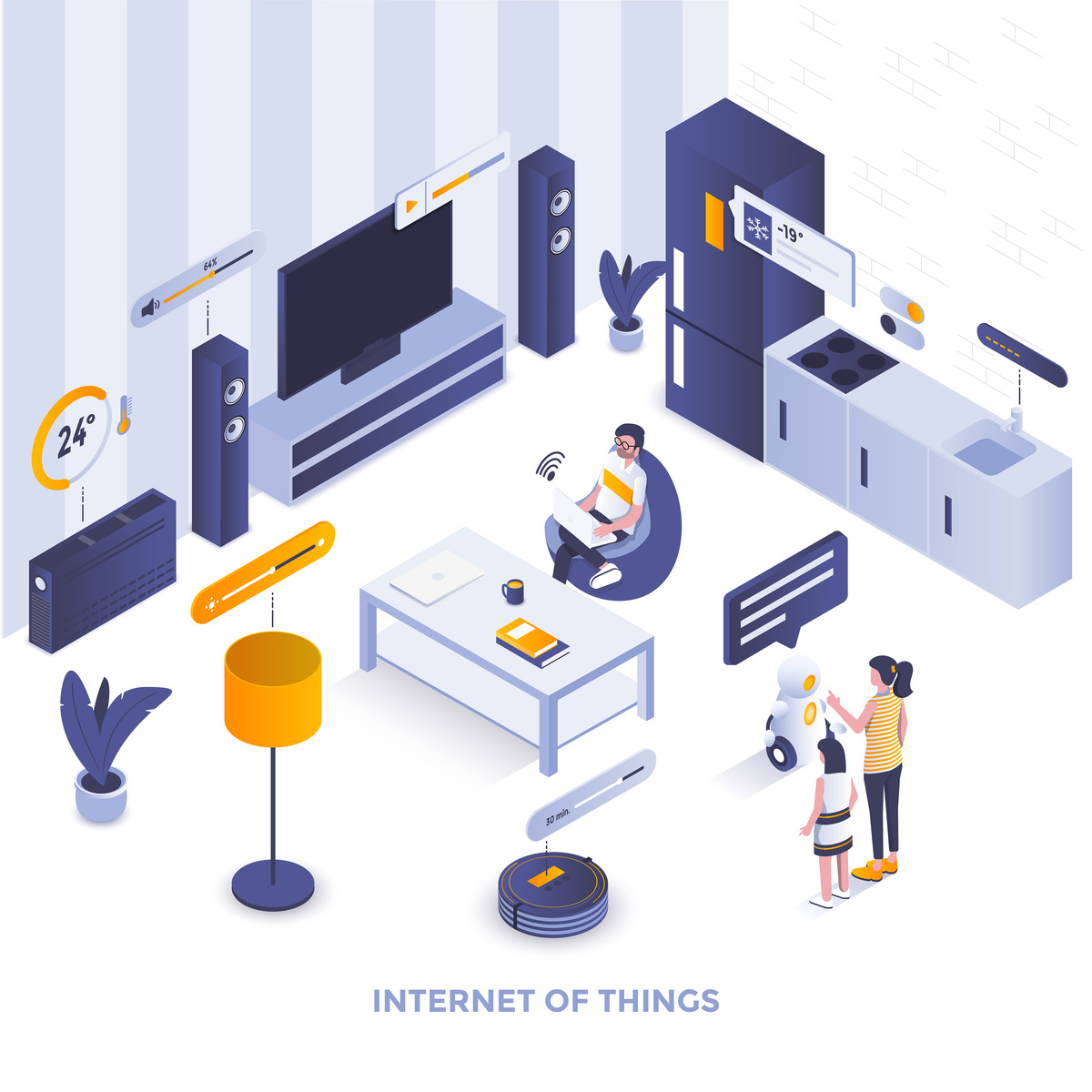 6 Factors to Consider While Choosing an IoT Platform