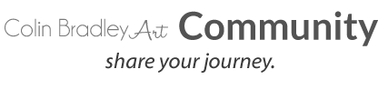 Pastel Pencil Community Logo