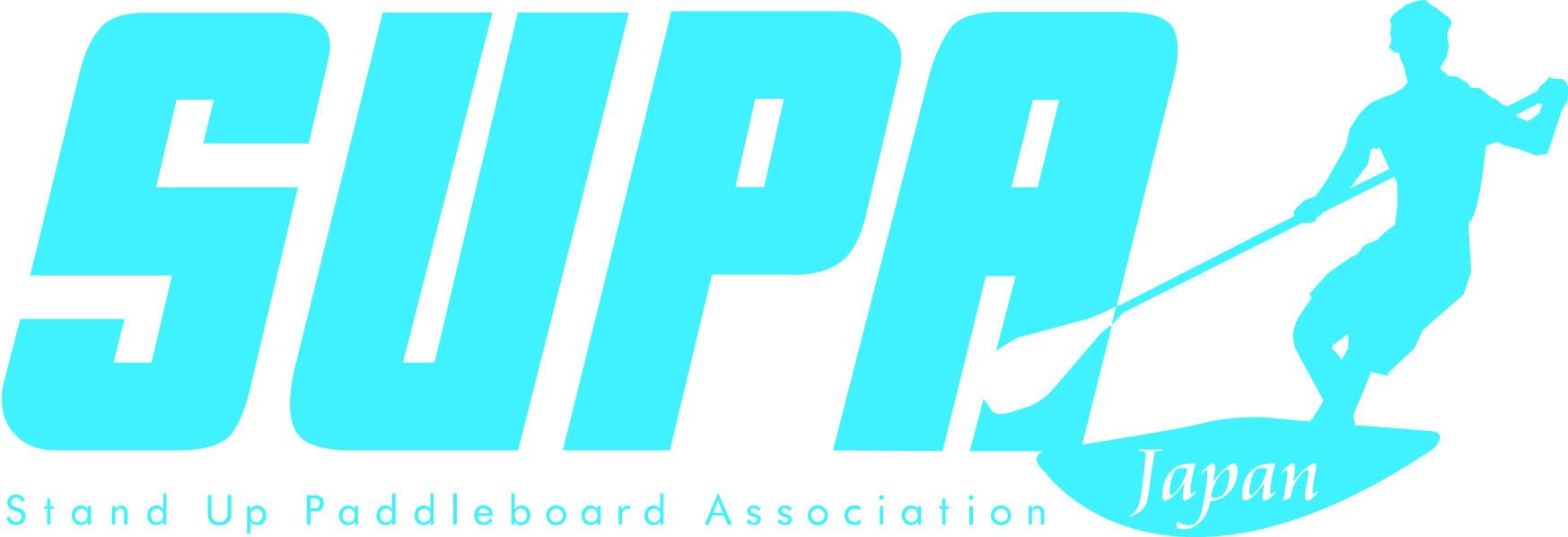 日本スタンドアップパドルボード協会 - SUPA JAPAN Logo