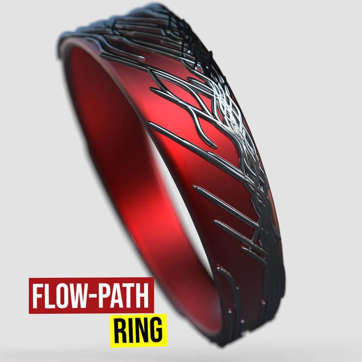 Flow Path Ring