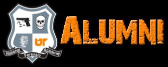 UT National Forensic Academy Alumni Logo