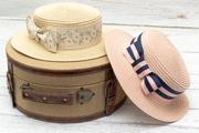 Girls Straw Hats