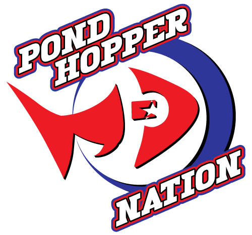PondHopperNation Logo