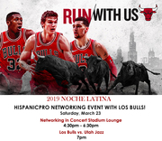 Noche Latina: HispanicPro Networking Event with Los Bulls